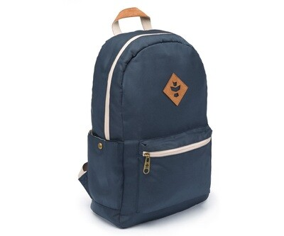 Revelry Supply Escort Navy Blue Carbon-Lined Backpack