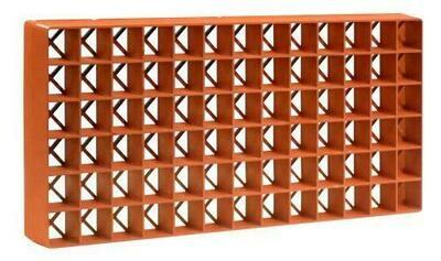 Grodan Gro-Smart Propagation Plug Tray Insert 78 cell 10x20 inch