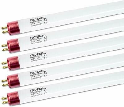 Nobel Lighting Hight Output HO Fluorescent T5 Strip Light Lamp Full Spectrum + UV 4 foot