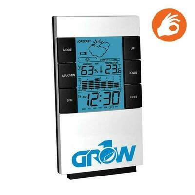 Grow1 Wired Weather Station Hygrometer