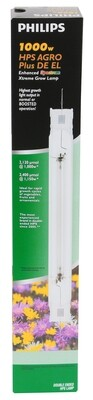 Phillips AGRO High Pressure Sodium Double Ended DE Grow Lamp