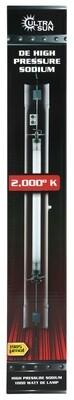 Ultra Sun HPS Double Ended DE Grow Lamp 2000K 1000 watt