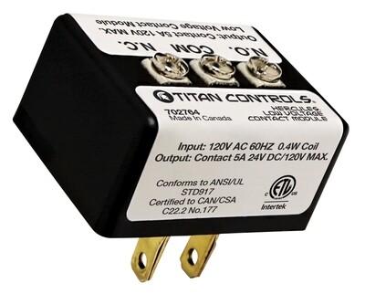 Titan Controls Hercules Low Voltage Contact Module