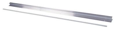 LightRail Rail and Threaded Push Rod