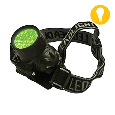Grow1 Headlamp LED Green Light