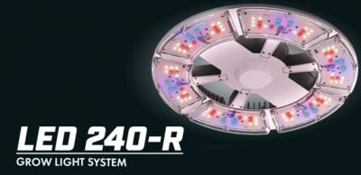 Eye Hortilux 240-R LED Grow Light System 240 watt