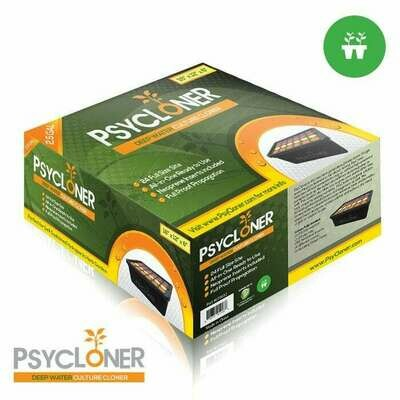 PsyCloner 24 site Deep Water Cloner DWC System with 36 Neoprene