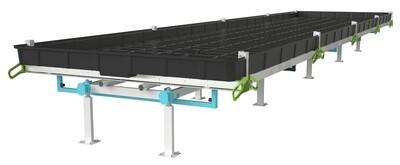 Botanicare Slide Bench Drain Table Kit
