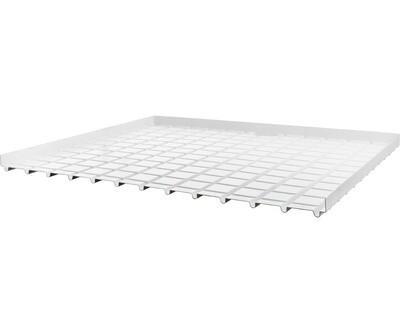 Active Aqua Infinity White Premium Flood Table Tray Infinity Trays End Plus (+)