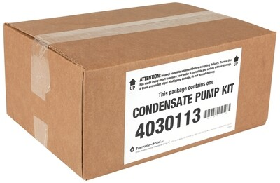 Quest Condesate Pump Kit provides 15 foot of lift and includes safety float switch 70 pint