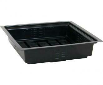 Active Aqua Easy Clean Black Standard Flood Table Trays