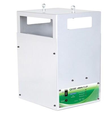 Titan Controls 4 Burner LP CO2 Generator High Altitude 10.6 cfh
