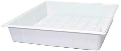 Active Aqua Easy Clean White Premium Flood Table Trays