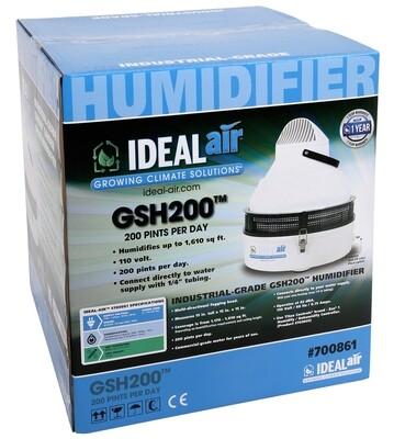 Ideal Air Industrial Grade Humidifier 200 pint