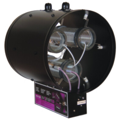 Uvonair CD Inline Duct Ozonator 3 Cell 12 inch