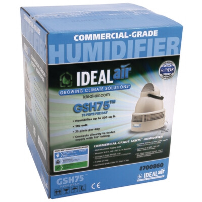 Ideal Air Commecial Grade Humidifier 75 pint