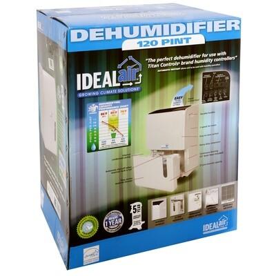 Ideal AIr Dehumidifier with Internal Condensate Pump 200 pint