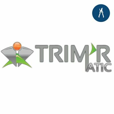 Trim'r Matic Electric Hand Held Automatic Trimmer