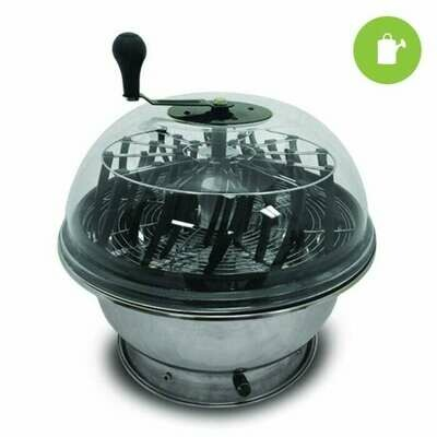 Grow1 ClearTop Motor-Driven Bowl Trimmer 16 inch
