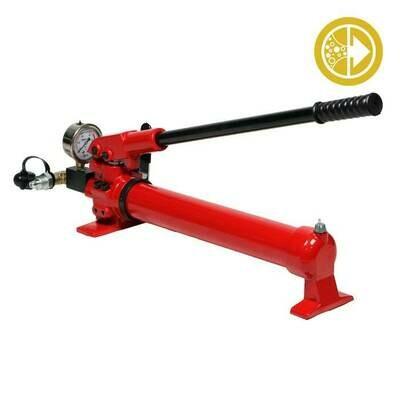 Bubble Magic Hydraulic/ Manual Rosin Heat Press 10000 psi 120 volt