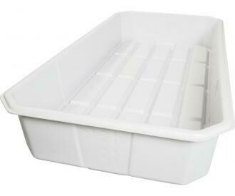 Active Aqua White Flood Table Tray for Grow Tents 22x45 inch