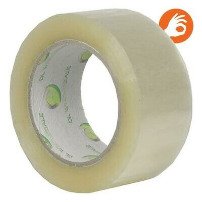 Grow1 Clear Packaging Tape Roll