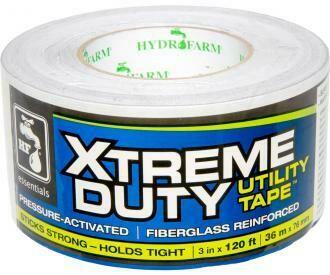 Hydrofarm Xtreme Duty Woven Utility Tape Rolls