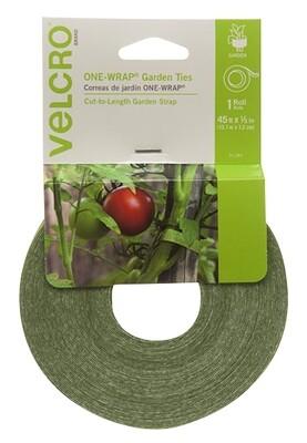 One-Wrap Velcro Plant Tie Roll 45 foot