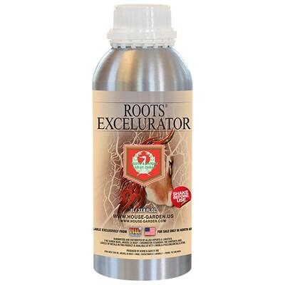 House & Garden Roots Excelurator Silver Premium Root Shooter