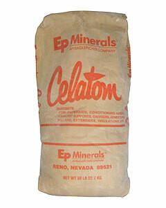 EP Minerals Celatom Diatomaceous Earth