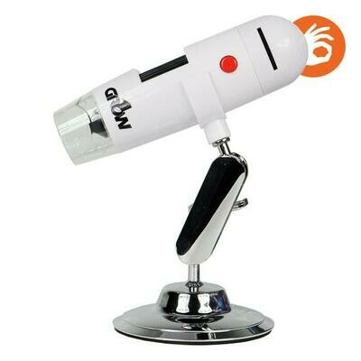 Grow1 2.0 MegaPixel LED Lighted USB-Compliant Digital Microscope Variable Zoom