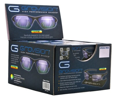 GroVision High-Performance Shades Protective Eyewear Lite