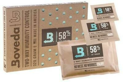 Boveda 58% 2 Way Humidiccant and Humidity Control