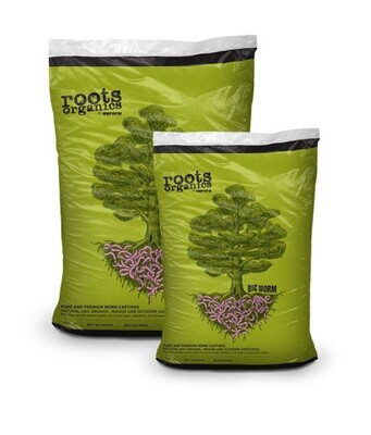 Aurora Innovations Roots Organics Big Worm Castings 1 cubic foot
