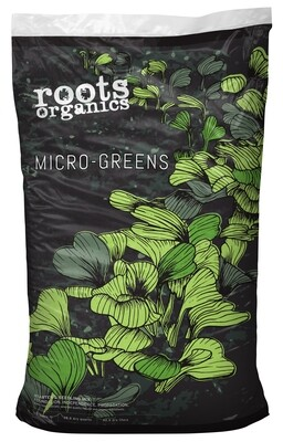Aurora Innovations Roots Organics Micro Greens Seedling Mix 1.5 cubic foot