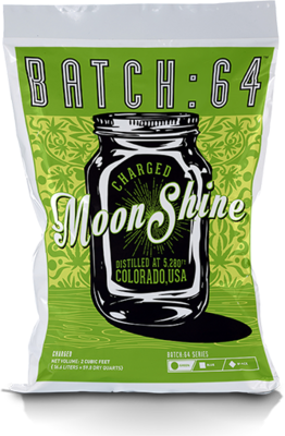 Batch 64 Moonshine 2 cubic foot