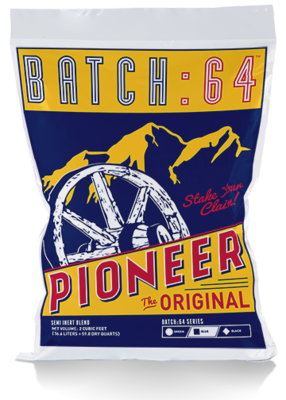 Batch 64 Pioneer 2 cubic foot