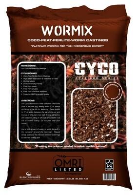 Cyco Wormix Worm Castings 50 liter