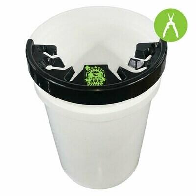 Original Brand DeBudder Trimming Bucket Lid