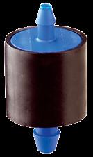 Bowsmith Nonstop Gripper Series Pressure Compensating Drip Emitter 1 gallon per hour