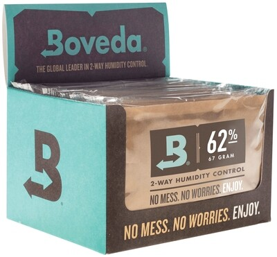 Boveda 62% 2 Way Humidity Control and Humidiccant