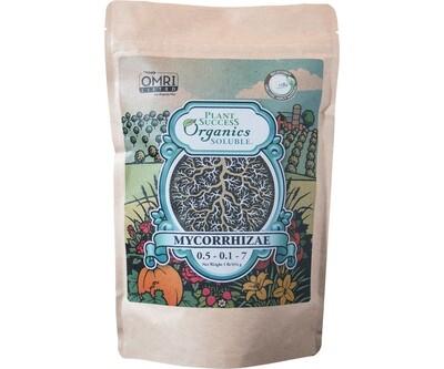 Plant Success Organics Soluble Mycorrhizae .5-.1-7 1 pound