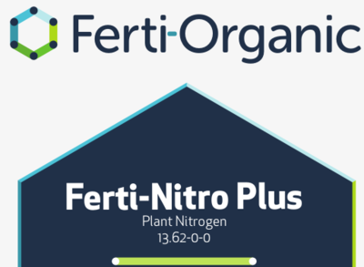 Ferti-Organic Ferti-Nitro Plus with Amino Acids Plant Nitrogen 13.62-0-0 50 pound