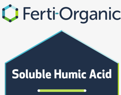 Ferti-Organic Soluble Humic Acid 50 pound