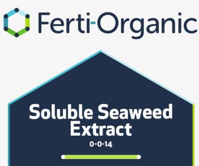 Ferti-Organic Soluble Seaweed Extract 0-0-14 50 pound