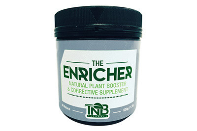 TNB Naturals Enricher Corrective Supplement and Enzymatic Activator