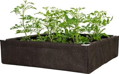Dirt Pot Fabric Pot Raised Bed Box