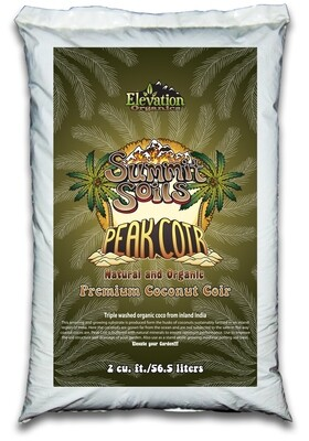 Elevation Organics Peak Coco Buffered Expanded Coconut Coir