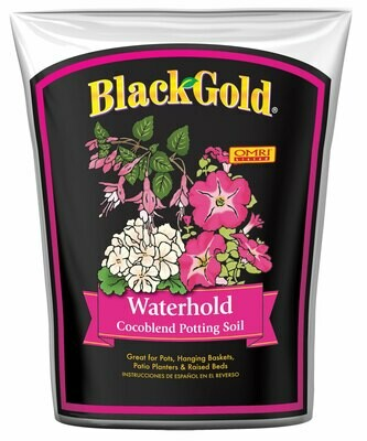 Black Gold Water Holding Coco Blend Potting Mix