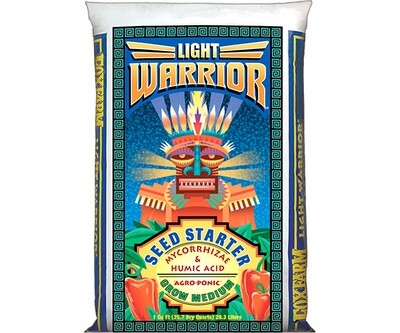 Fox Farm Light Warrior Potting Soil 1 cubic foot